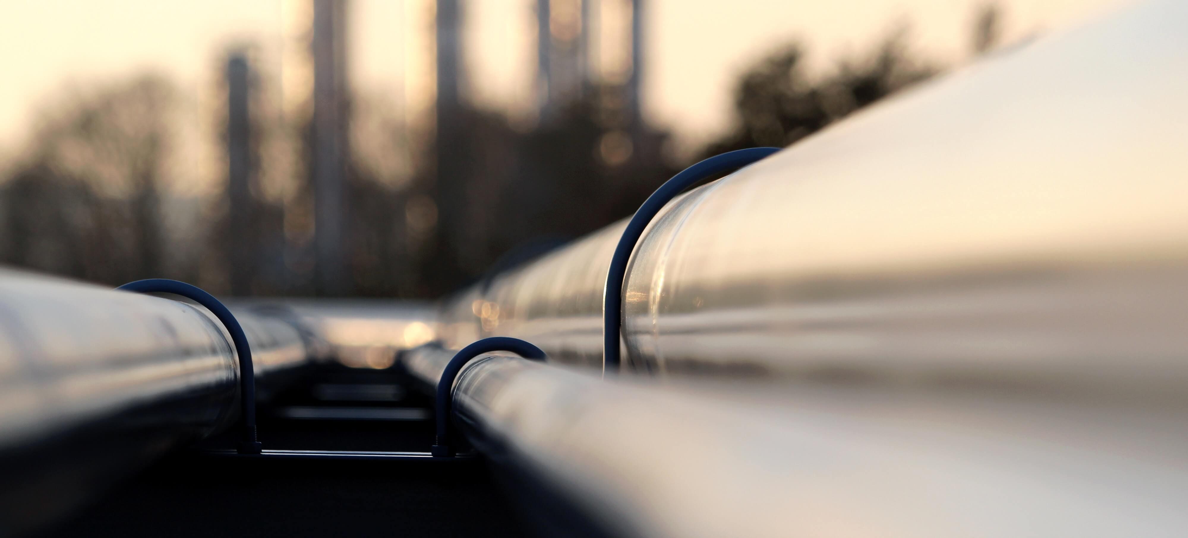 Nitrogen Pipeline Purging