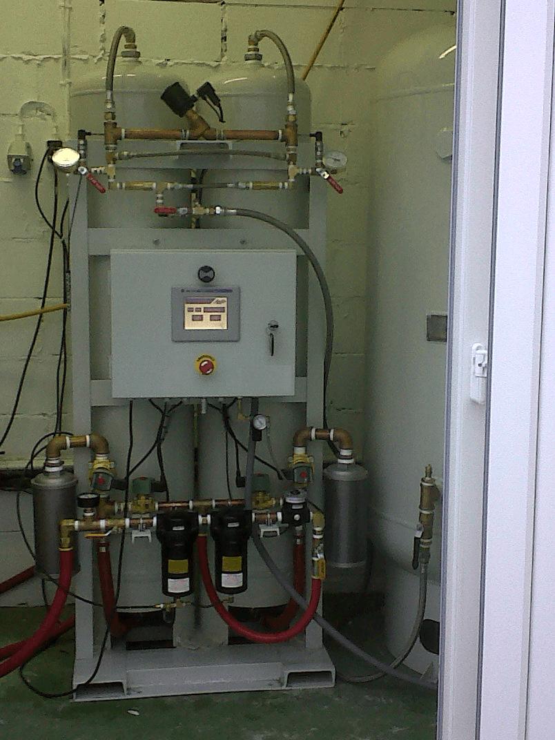 Gibraltar PSA Generator