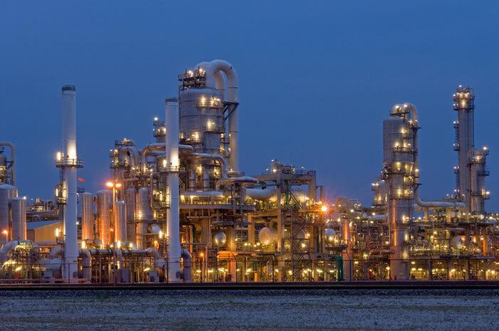 Petrochemical Gas Generation